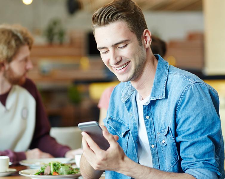 Conectados con Apps móviles