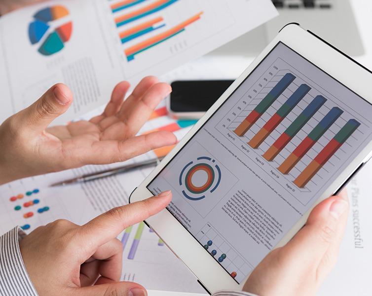 Aplicaciones móviles - Informes